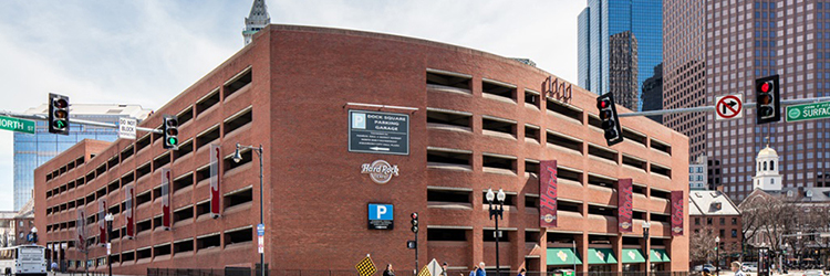 Dock Square Parking Garage Why It Is Boston S Best