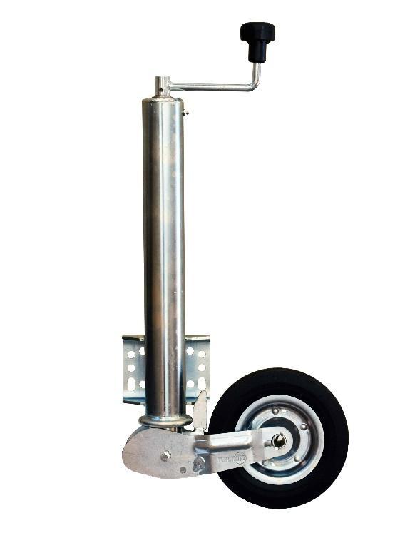 Retractable Jockey Wheel